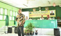 Prof.Ismunandar Ph.D Kunjungi SMPN 2 Metro, Guru Besar ITB Itu Merupakan Alumni SMPN 2 Metro