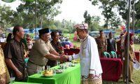 Wabub Lamtim Buka Festival Desa Labuhanratu VI