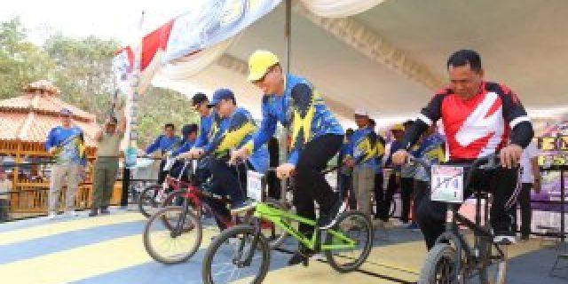 Zaiful: Kita Akan Jadikan Sirkuit BMX Lamtim Bertaraf Internasional