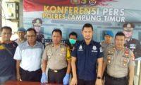 Berhasil Ditangkap,  Pelaku Pembunuhan IRT di Sekampung Udik Ternyata Suami Korban