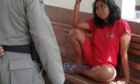 Meresahkan, Wanita Gangguan Jiwa Diamankan Pol PP