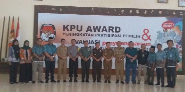 Ini Para Penerima KPU Lamtim Award
