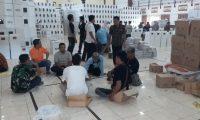 Paking Logistik Pemilu Lamtim Libatkan PPK