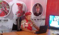 Ormas GML Resmi Tempati Kantor Baru di Jalan DR Sutomo Metro Pusat