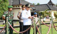 Amankan Pemilu, Polres Lamtim Terjunkan 671 Personil