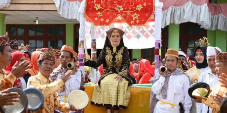 Festival Budaya Tradisional Meriahkan HUT Kabupaten Lampung Timur ke 20