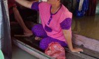 Ratusan Warga Tanjungtirto Lamtim Mengungsi Akibat Banjir