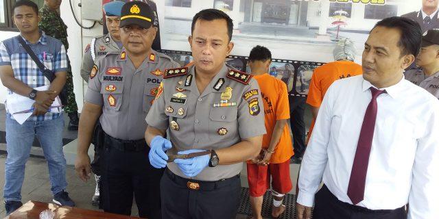 Polres Lamtim Amankan 3 DPO Begal