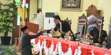 Syah, Dewan Setujui RAPBDP 2018 Kabupaten Lamtim