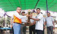 Kerajinan Bambu Warga Desa Wonokarto Lamtim Bernilai Artistik