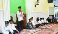 Wakil Bupati Lamtim Pimpin Safari Ramadhan di Labuhanmaringgai