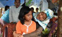 Bupati Lamtim Pimpin Trauma Healing Korban Tsunami Selat Sunda