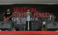 Festival Band Meriahkan HUT Gerakan Pramuka ke-57