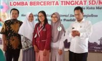 Vania Nur Anisa, Raih Juara II Lomba Cipta Baca Puisi