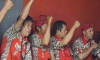Somasi Berbuntut Aksi Unjuk Rasa, Ormas GML Ngeluruk ke Kantor Walikota Metro
