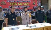 Polisi Temukan Mobil Curian di Tegineneng