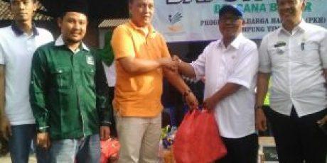 Cak Imin Siaga,  Salurkan Bantuan Untuk Korban Banjir