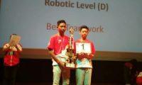 Siswa MAN 1 Metro Juarai Kontes Robot Tingkat Nasional