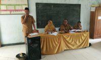 Korwil Pendidikan Kecamatan Batanghari Nuban Gelar Sosialisasi Bedah Kisi – Kisi Soal UN Tahun 2019