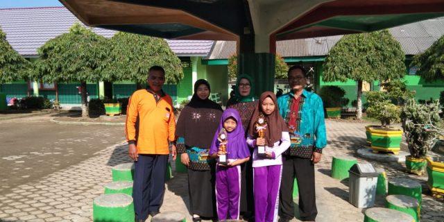 Siswi SDN 2 Tulung Balak Torehkan Prestasi Dalam Ajang LCT dan MTQ Tingkat Kecamatan Batanghari Nuban