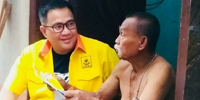Hence Carlos Kaparang (Caleg DPR RI): Kader Partai Berkarya Harus Bisa Bantu Masyarakat