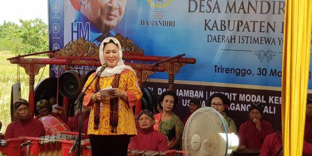 Titiek Soeharto: Hasrat Masyarakat untuk Perubahan Tidak Bisa Dibendung