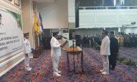 Gubernur Lampung Melantik Zaiful Bokhari Sebagai Bupati Lampung Timur