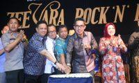 Pesta Rakyat Di Pekalongan,  Bupati Lamtim Ingatkan Untuk Tidak Lupa Sejarah