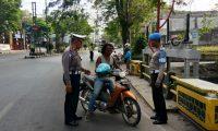 107 Pengendara Terjaring Operasi Patuh Krakatau