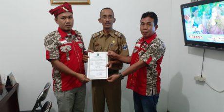 Serahkan SKKO, Nur Elman Berharap Ormas GML Berperan Aktif dalam Pembangunan