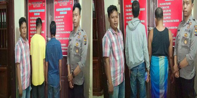 Enam Pelaku Lahgun Narkoba Ditangkap Polisi, Dua Orang Oknum PNS