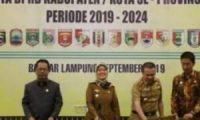 Anggota DPRD Kota Metro Ikuti Orientasi dan Pembekalan Tugas