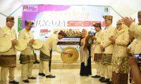 KPU Lamtim Launching Pilkada 2020, Pramono: Penyelengga Pemilu Harus Bekerja Sesuai Jalurnya