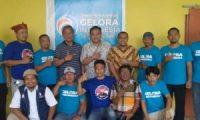 Partai Gelora Berikan Dukungan kepada Djohan pada Pilkada 2020