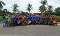 Kadis LH Lamtim, Silaturahmi Bersama Pahlawan Kebersihan