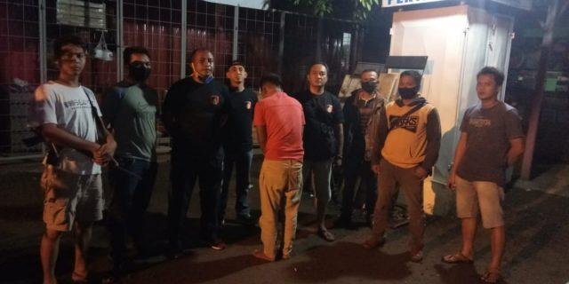 Polres Lamtim Amankan DPO Curanmor