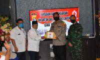 Kumpulkan 1.178 Kantong Darah, PMI Beri Penghargaan Polda Lampung