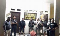 Polres Lampung Timur Amankan DPO Curat