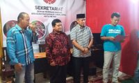 Partai Gelora Kota Metro Berikrar, Dukung Djohan pada Pilkada 2020
