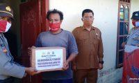 Polsek Sekampung Gelar Bakti Sosial Peringati Hari Bhayangkara