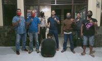 Selang 1 Hari, Pelaku Pemerasan Berhasil Di Bekuk Polsek Sekampung Udik