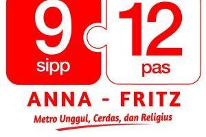 Anna-Fritz Luncurkan Program 9.12 SIPPnPAS