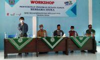 SMK Muhammadiyah Sekampung Helat Workshop Penyusunan Pedoman Budaya Kerja