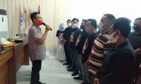 Pemuda Lampung Timur Dukung Dan Siap Menangkan Zaiful Bokhari -Sudibyo