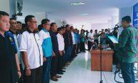 PWI Lampung Lantik Mappilu PWI Se Provinsi Lampung
