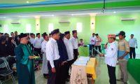 Panwaslu Kecamatan Sekampung Melantik 215 PTPS