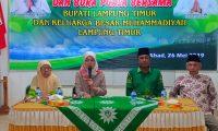 Chusnunia Berpamitan Dengan Keluarga Besar Muhammadiyah Lampung Timur