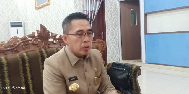 Zaiful Bokhari Serahkan Proses Hukum ASN Ke Polda Lampung