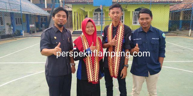 Dua Siswa Asal SMK Muhammadiyah Wakili Lampung Dalam Pelatihan Film Tingkat Dasar Di Jakarta