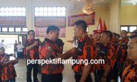 Resmi Dilantik, Hevzon Pimpin MPC PP Lamtim Periode 2019 – 2023